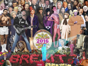 In Remembrance of those we lost in 2016